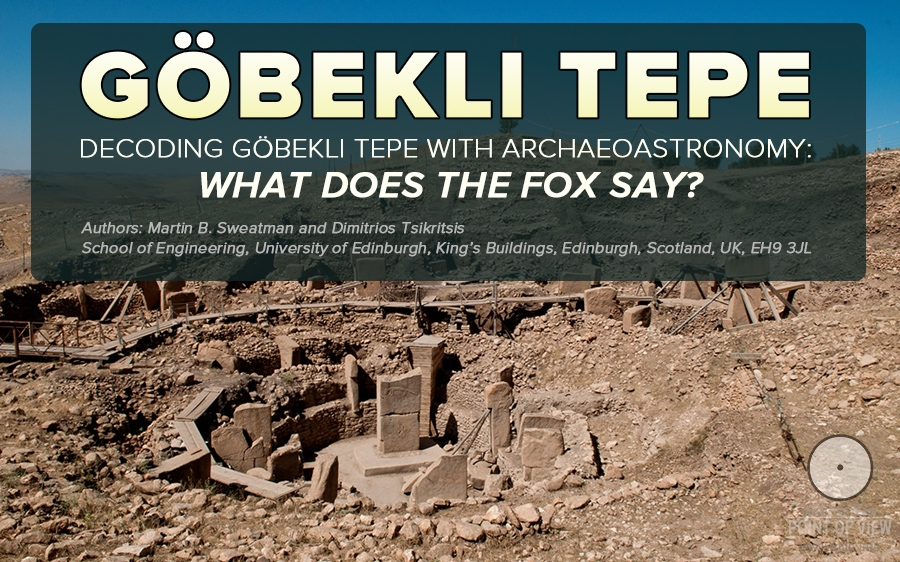 Decoding Göbekli Tepe with archaeoastronomy. What does the Fox say?