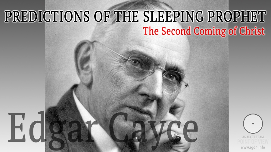 Edgar Cayce's prophecies of the Second Coming of Christ
