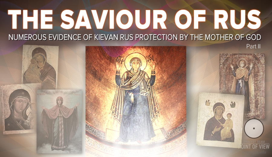 The Saviour of Rus. Part II