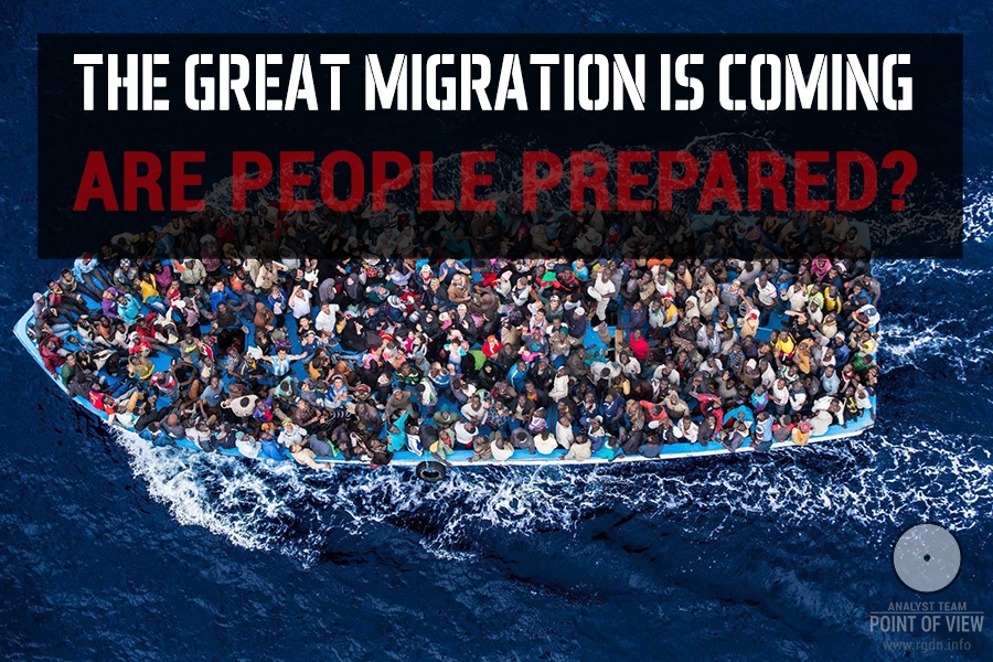 The great migration is coming. Are people prepared?