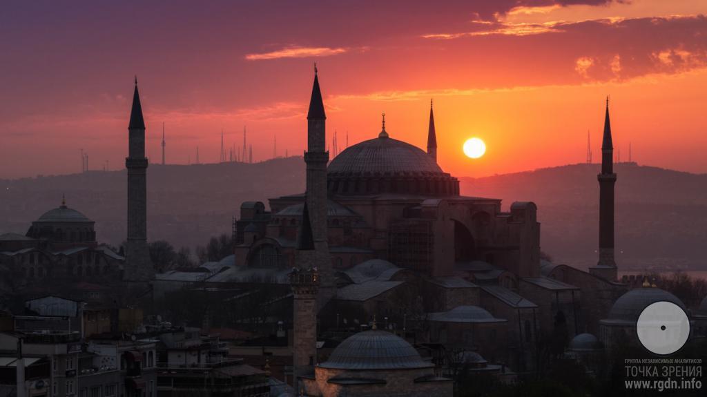 Духовный кризис мусульманского мира