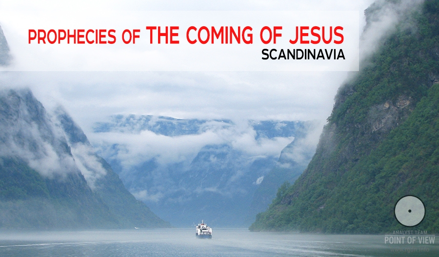 Scandinavian prophecies of the coming of Jesus, given in the last century