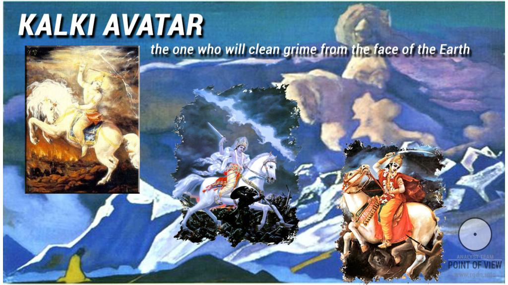 Kalki Avatar: the one who will clean grime from the face of the Earth