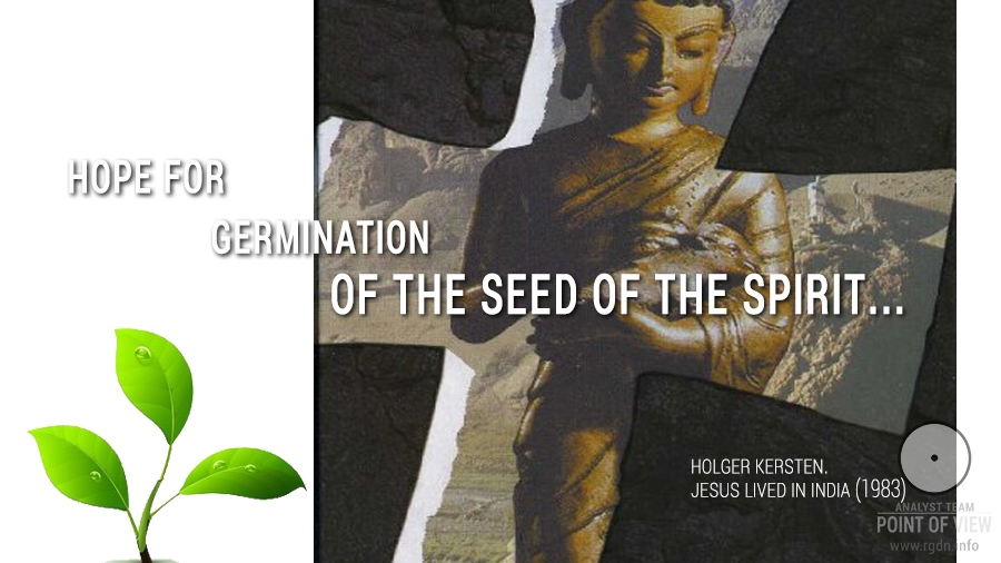 Hope for germination of the seed of the Spirit