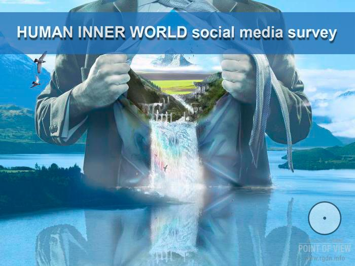 """Human Inner World"" social media survey"