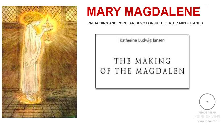 Mary Magdalene. Preaching and Popular Devotion in the Later Middle Ages
