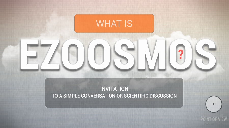 What is ezoosmos? Let's discuss
