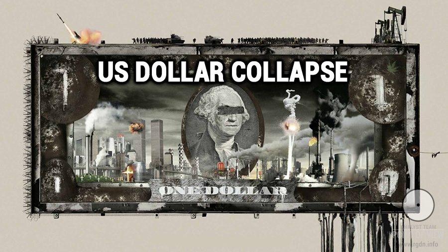 US dollar collapse: prediction for the nearest future