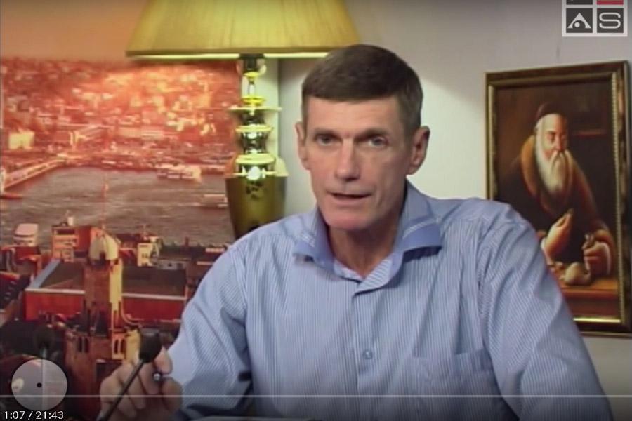 Может ли быть проявлен через человека Святой Дух? 18.09.15 телеканал ГЛАС (г. Одесса)