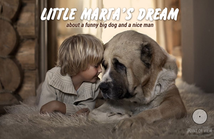 Little Marta's dream
