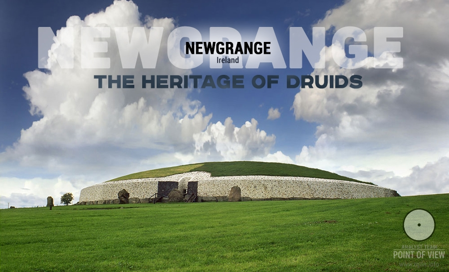 Newgrange: the heritage of Druids