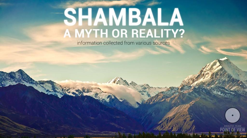 Shambala. A myth or reality?