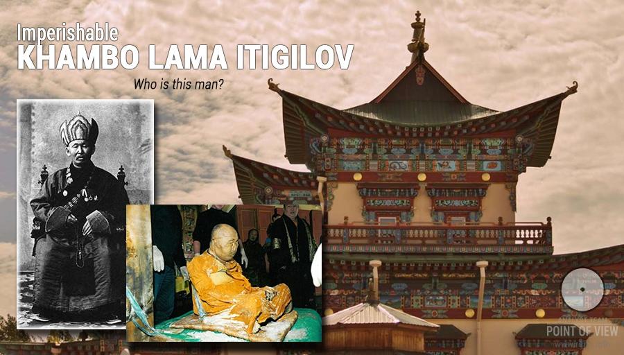 Imperishable Khambo Lama Itigilov