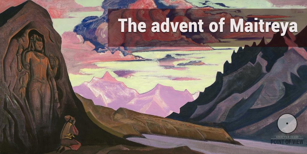 The advent of Maitreya