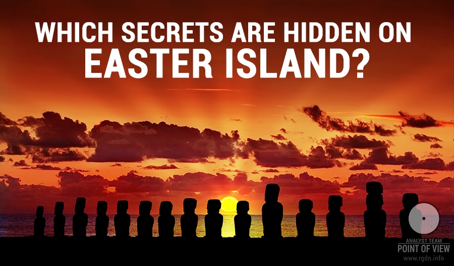 Which secrets are hidden on Easter Island?