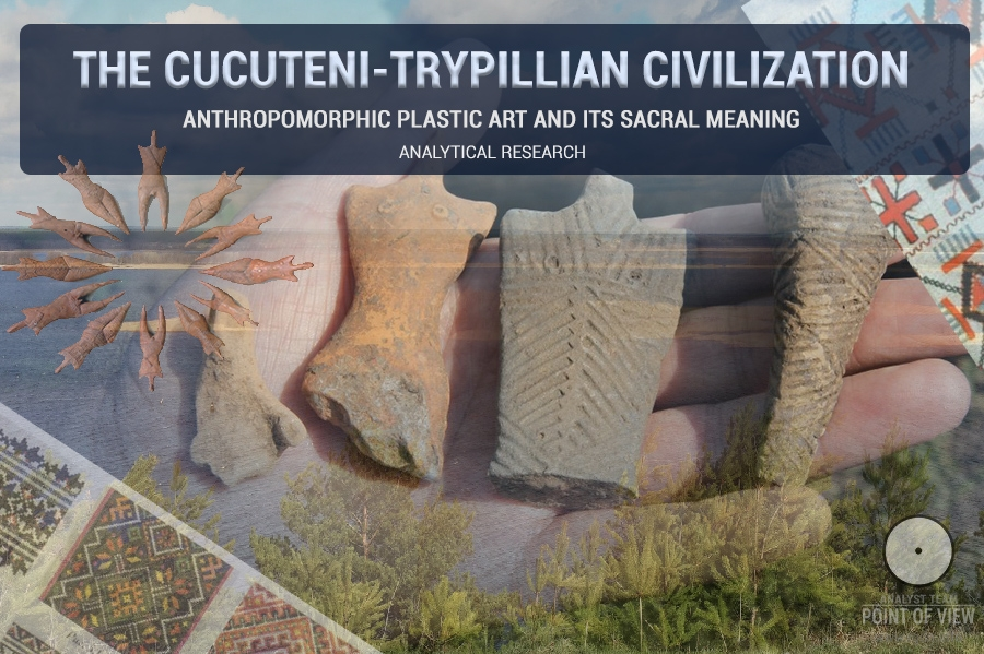 The Cucuteni-Trypillian civilization: anthropomorphic plastic art and its sacral meaning