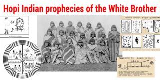 Пророчества индейского племени Хопи.