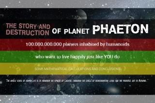 Гибель планеты Фаэтон.