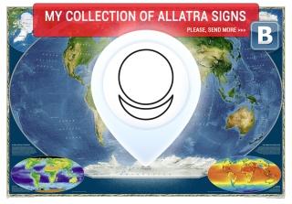 Собираю знаки АллатРа.