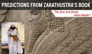 Предсказания из книги Заратуштры.