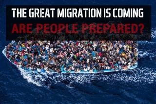 Грядет великое переселение. Готовы ли люди?