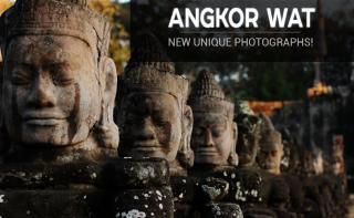Ангкор-Ват. Новые уникальные фотографии!