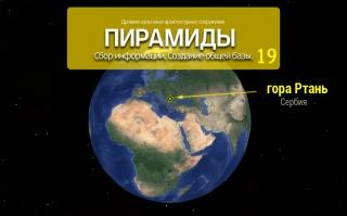 Пирамиды мира. Часть 19: гора Ртань, Сербия.