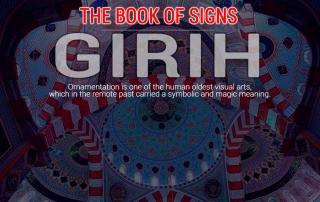 Гирих- книга знаков.