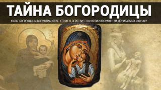 Культ Богородицы. Кто в действительности изображен на христианских иконах?