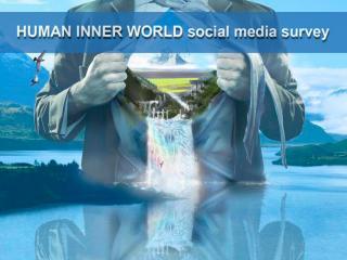 Социальный опрос «Внутренний мир человека»