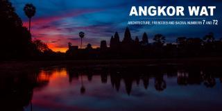 Ангкор-Ват. Архитектура, фрески и сакральные числа