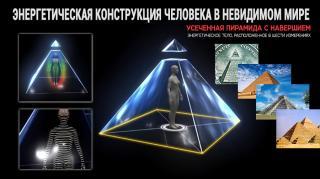 Энергетическая конструкция человека.