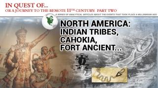 В поисках... Северная Америка XI век.