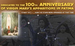 К 100-летию Фатимского явления Девы Марии.