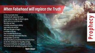 Когда Кривда заменит Правду? Предсказание из книги