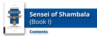 Сэнсэй. Исконный Шамбалы. Книга первая.