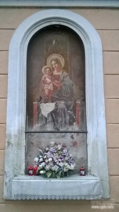 Италия, Мария, Пресвятая Богородица