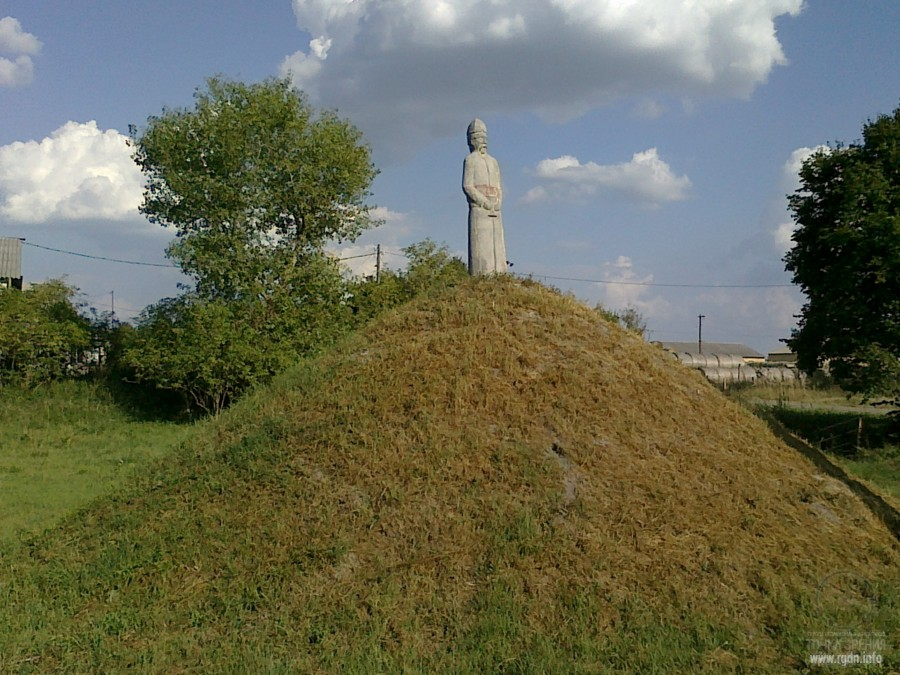 Кыпчакский курган (Венгрия)