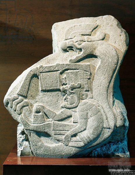 Quetzalcoatl, Ancient Mexico