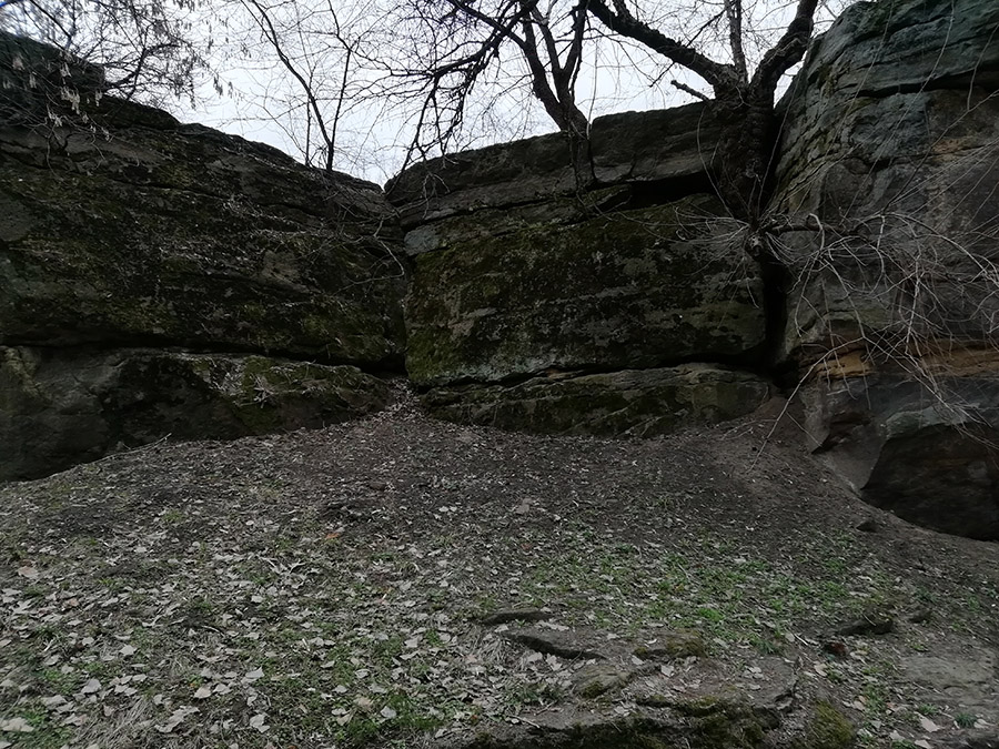 Замковая гора, Чигирин