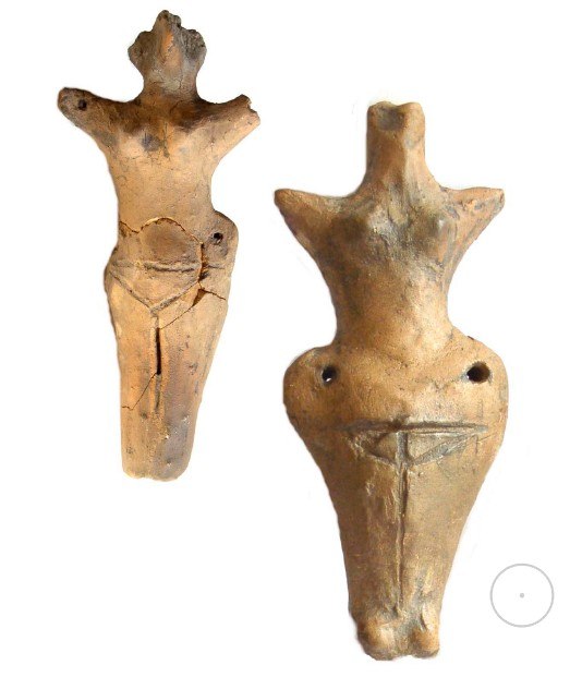 Trypillian figurines (PlaTar collection)