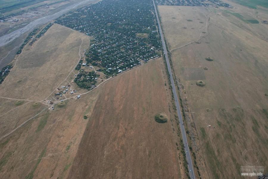 курганы Иссык, Казахстан