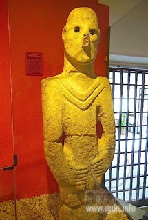 Early_Neolithc_statue Urfa Man 9000 BC.