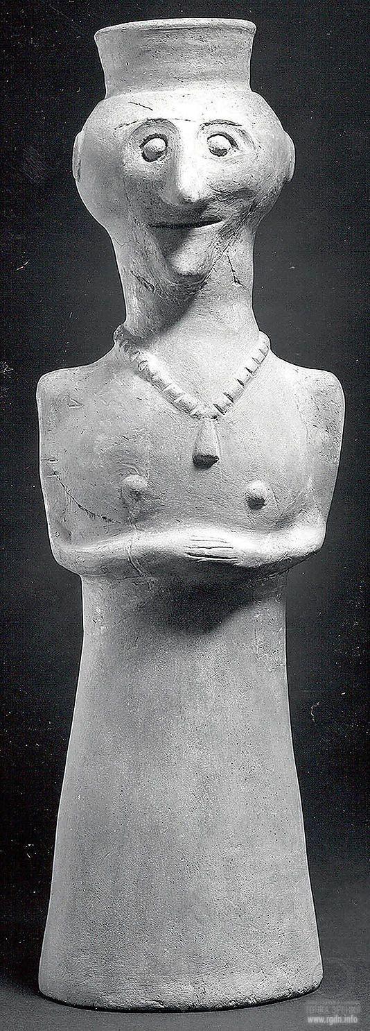 7th–6th century BC Iran Luristan Chekka