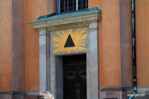 Церковь Святого Николая. Стокгольм.