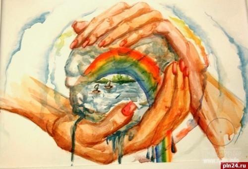 Мир воды глазами детей