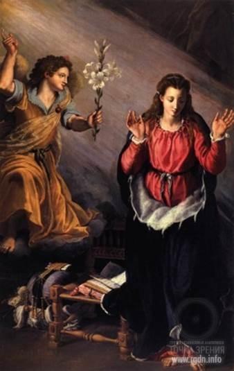 А. Аллори (1535-1607)