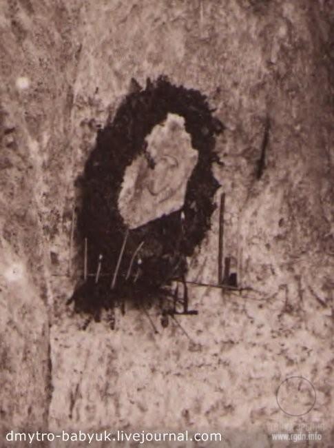 Бакотский монастырь. Икона Богоролицы