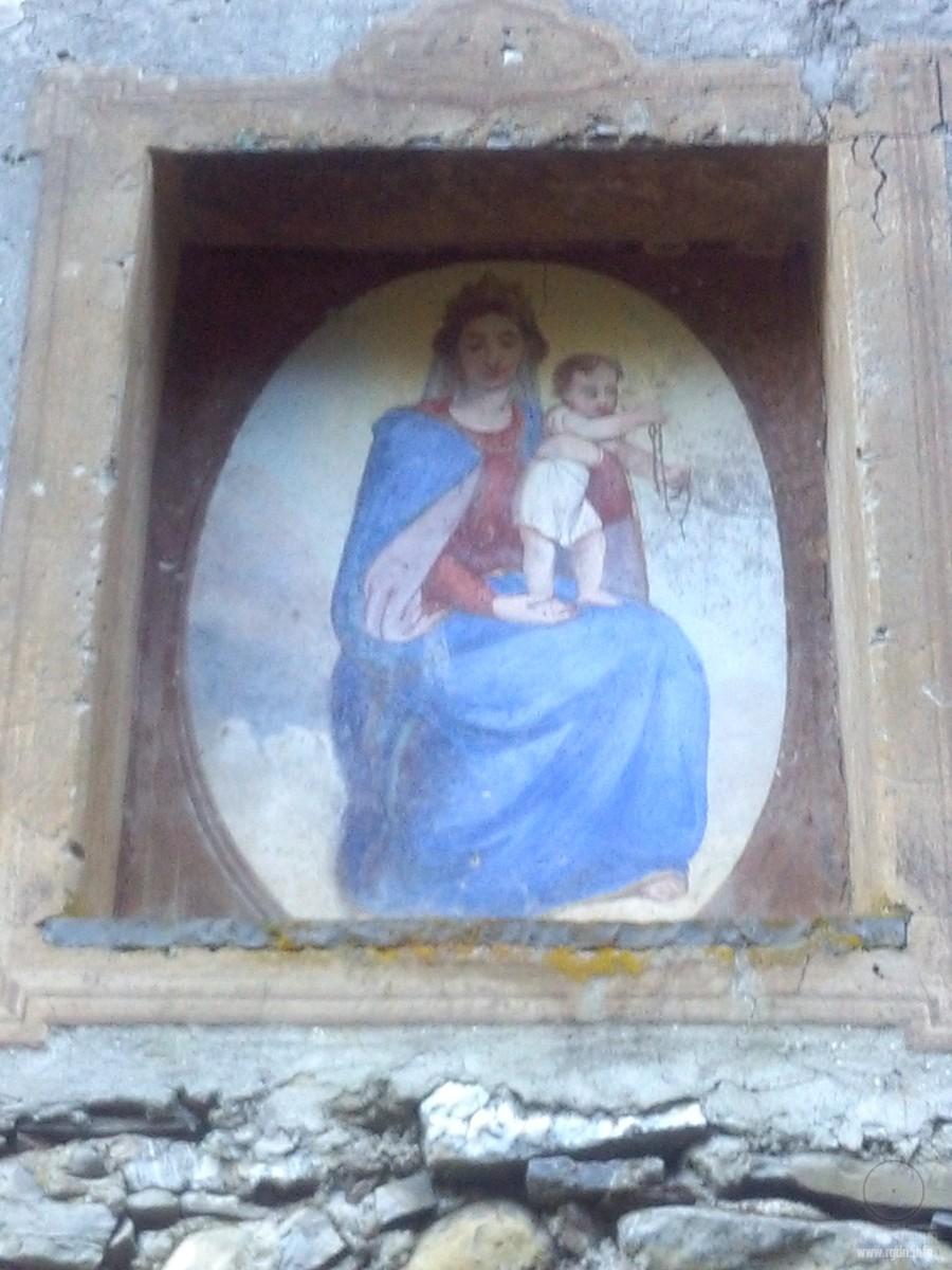 Virgin Mary's sites