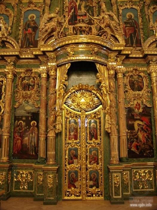 Сампсониевский собор, Санкт-Петербург